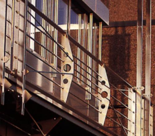 esempio di finitura acciaio inox elettrolucidato