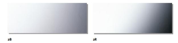 Dettaglio finiture in acciaio 2b e 2r